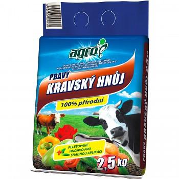 Agro - Kravský hnůj 2,5 kg