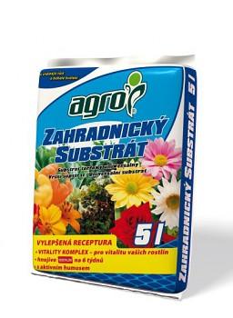 Agro - Zahradnický substrát 5l