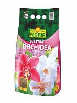 Floria - Substrát pro orchideje 3l