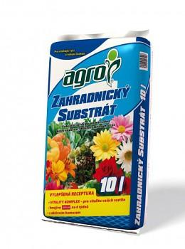 Agro - Zahradnický substrát 10l