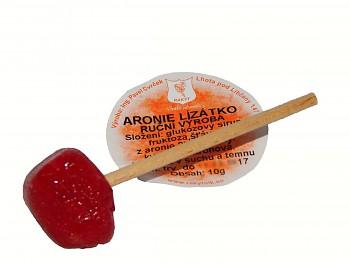Aronie lízátko 10 g